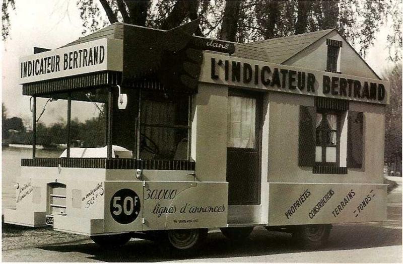 Les véhicules de la Caravane du Tour de France 1950's & 1960's - Page 3 Pub-pu12