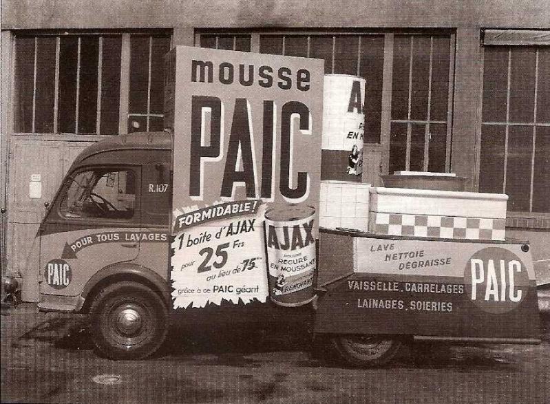Les véhicules de la Caravane du Tour de France 1950's & 1960's - Page 3 Pub-pu13