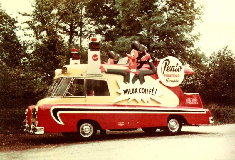 Les véhicules de la Caravane du Tour de France 1950's & 1960's - Page 3 Pub-pu14