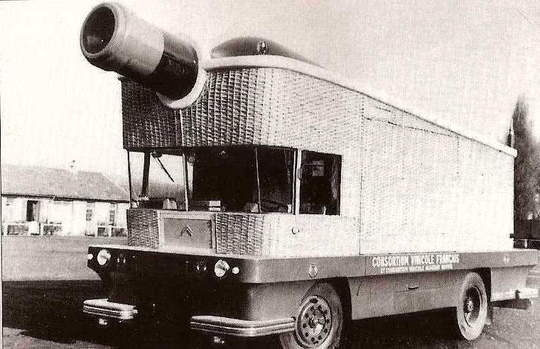 Les véhicules de la Caravane du Tour de France 1950's & 1960's - Page 3 Pub-pu15