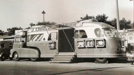 Les véhicules de la Caravane du Tour de France 1950's & 1960's - Page 3 Pub-st10