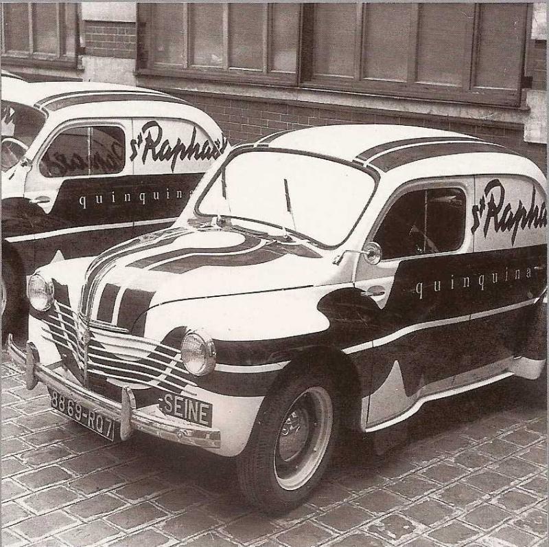 Les véhicules de la Caravane du Tour de France 1950's & 1960's - Page 3 Pub00810