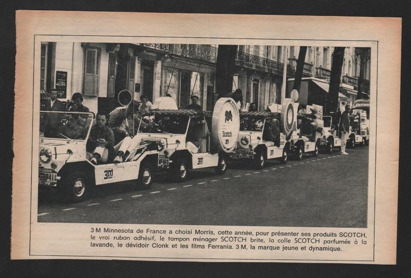 Les véhicules de la Caravane du Tour de France 1950's & 1960's - Page 3 Public10