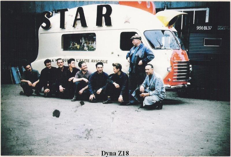 Les véhicules de la Caravane du Tour de France 1950's & 1960's - Page 3 Star_a10