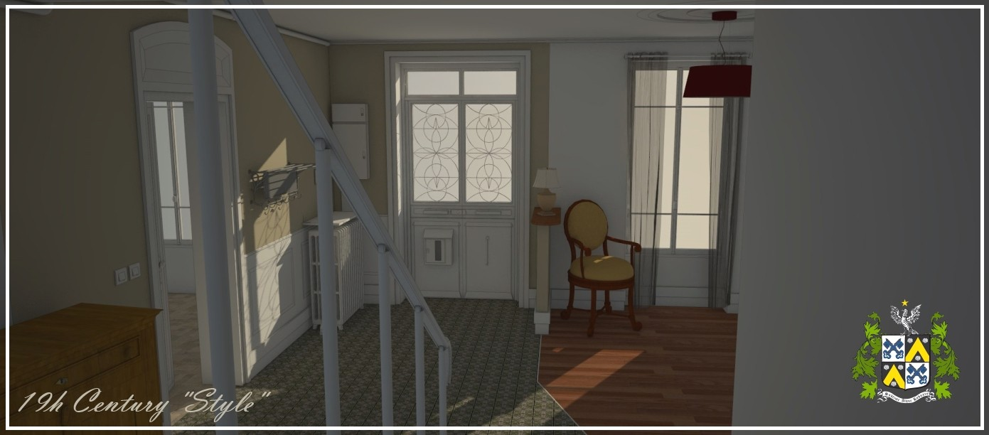 SketchUp'eur architecte -AnthO'- - Page 26 0310