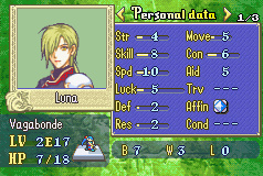 [Let's play ?] Fire emblem White Wing Luna_f10