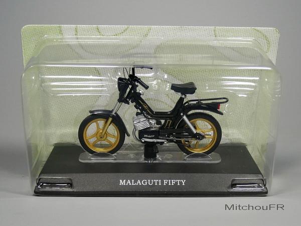 Mobylette miniature échelle -1/18 001_ma11