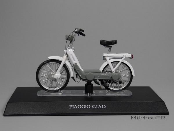 Mobylette miniature échelle -1/18 01_pia10