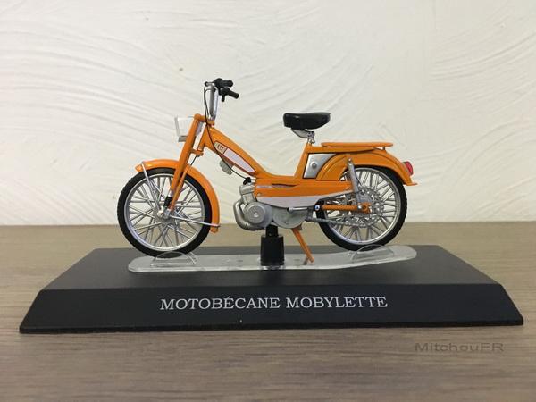 Mobylette miniature échelle -1/18 02_mot11
