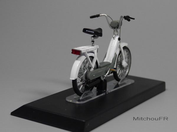 Mobylette miniature échelle -1/18 03_pia10