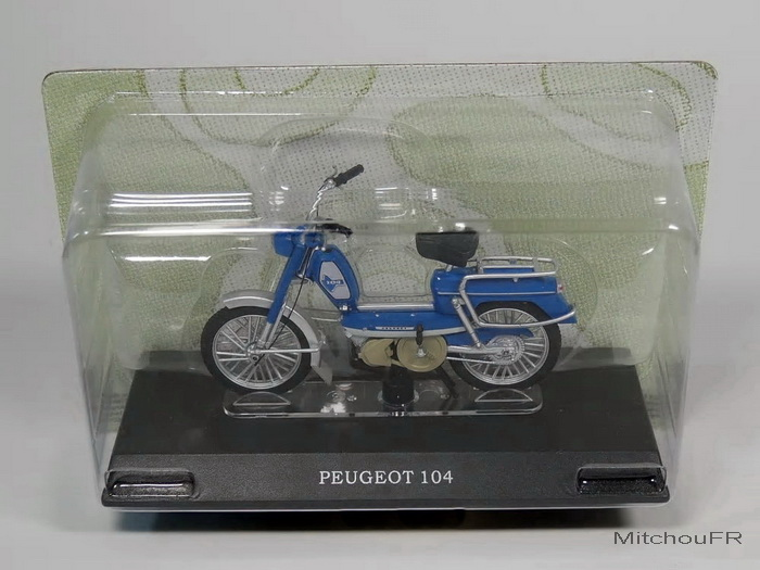 Mobylette miniature échelle -1/18 05_mob14
