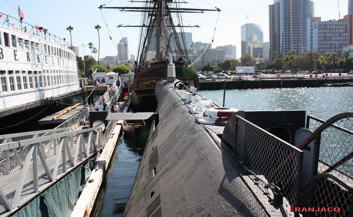 [ Associations anciens Marins ] Le congrès international des anciens sous-mariniers à San Di 003_re10