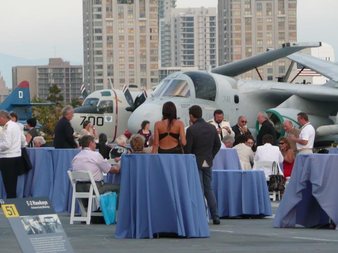 [ Associations anciens Marins ] Le congrès international des anciens sous-mariniers à San Di 0210