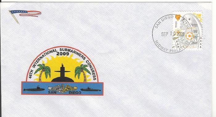 [ Associations anciens Marins ] Le congrès international des anciens sous-mariniers à San Di - Page 3 Numari11
