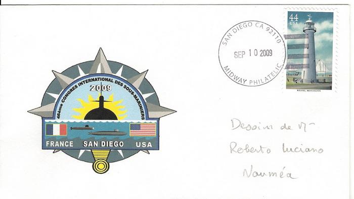 [ Associations anciens Marins ] Le congrès international des anciens sous-mariniers à San Di - Page 3 Numari13