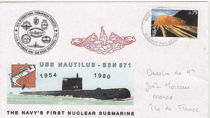 [ Associations anciens Marins ] Le congrès international des anciens sous-mariniers à San Di - Page 3 Numari15