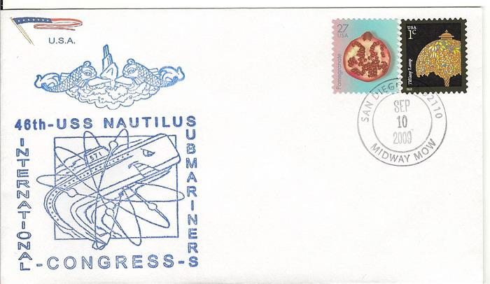 [ Associations anciens Marins ] Le congrès international des anciens sous-mariniers à San Di - Page 3 Numari16