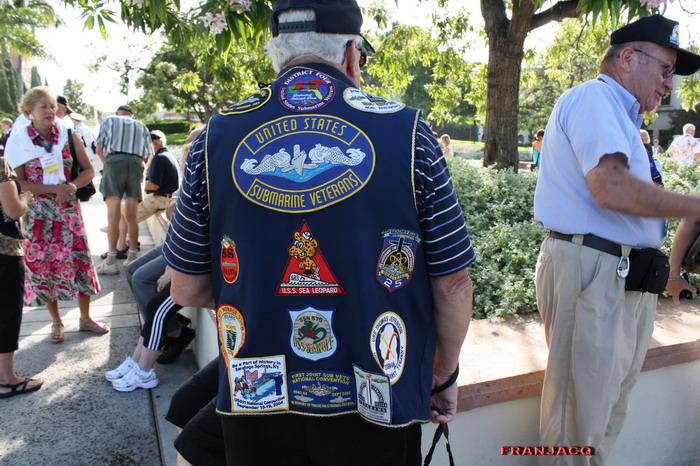 [ Associations anciens Marins ] Le congrès international des anciens sous-mariniers à San Di - Page 2 Univer14