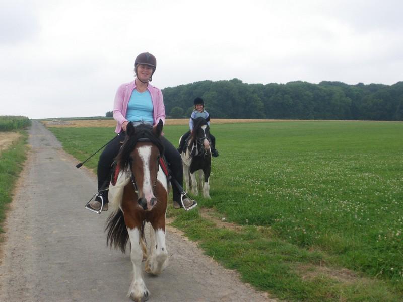 Une photo de vous et votre cheval - Page 7 Balade10