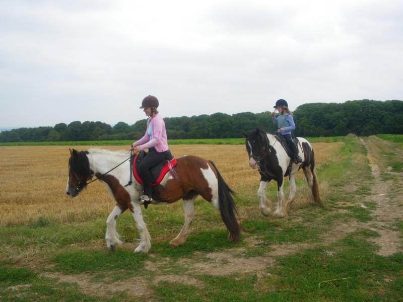 Une photo de vous et votre cheval - Page 7 Balade11