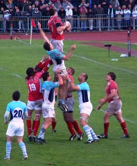 Ma région : les Landes. Rugby-10