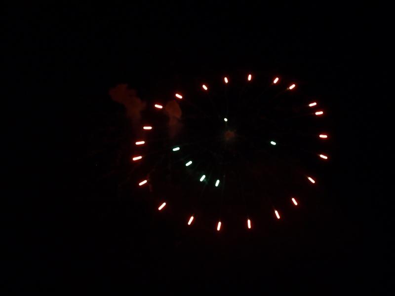 """Un feu d'artifice """"tout sourire""""... P7181610"""