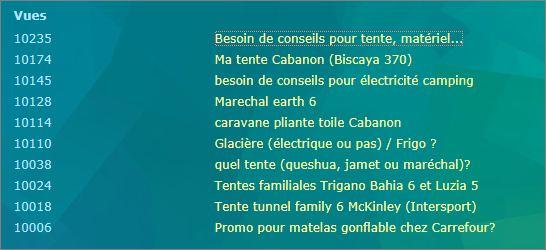 avis et retour sur la nouvelle tente gonflable,décathlon - Page 6 Captur13