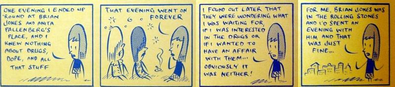 Caricatures de Françoise Hardy Fh2em112
