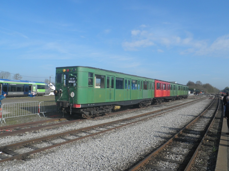 Fête de la vapeur en baie de Somme les 26-27-28 Avril P4270710