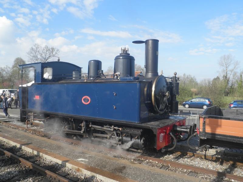Fête de la vapeur en baie de Somme les 26-27-28 Avril P4270712