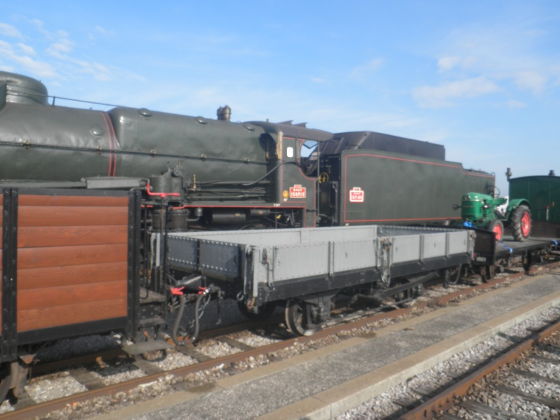 Fête de la vapeur en baie de Somme les 26-27-28 Avril P4270713