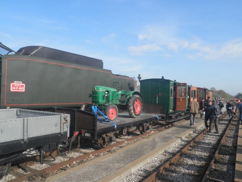 Fête de la vapeur en baie de Somme les 26-27-28 Avril P4270714