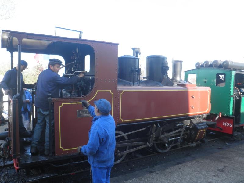 Fête de la vapeur en baie de Somme les 26-27-28 Avril P4270717