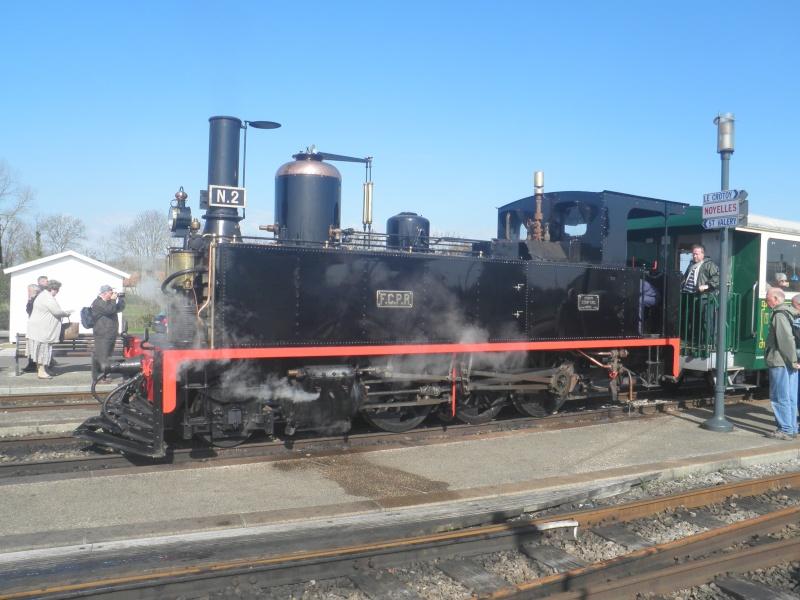 Fête de la vapeur en baie de Somme les 26-27-28 Avril P4270718