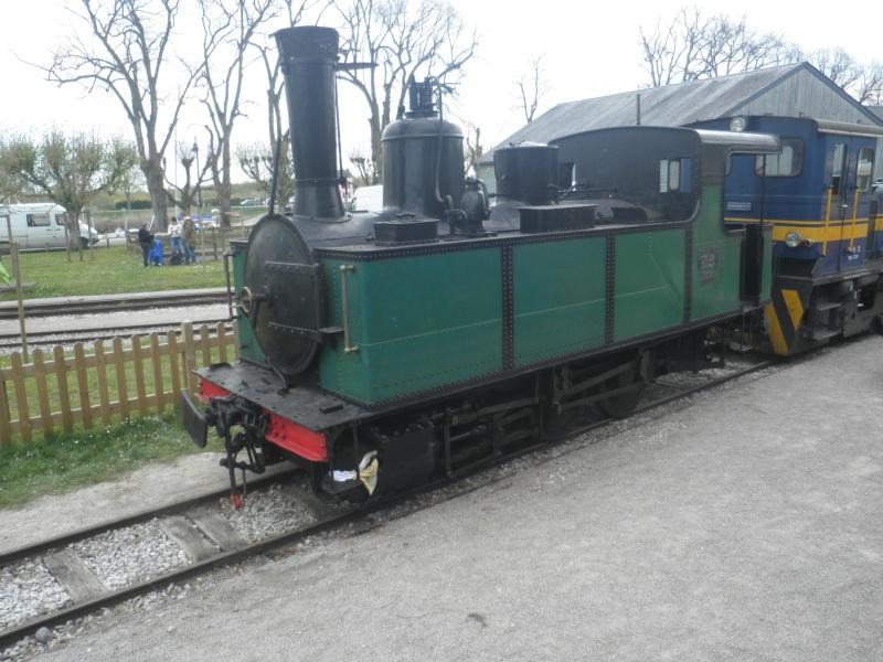 Fête de la vapeur en baie de Somme les 26-27-28 Avril P4270721