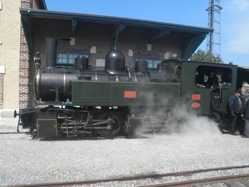 Fête de la vapeur en baie de Somme les 26-27-28 Avril P4270722
