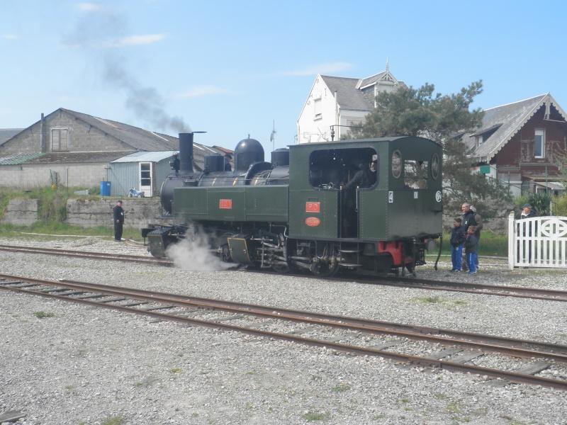Fête de la vapeur en baie de Somme les 26-27-28 Avril P4270726