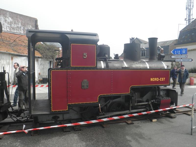 Fête de la vapeur en baie de Somme les 26-27-28 Avril P4270728