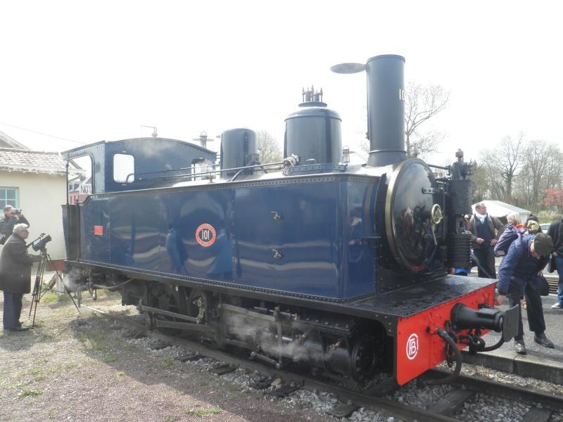 Fête de la vapeur en baie de Somme les 26-27-28 Avril P4270813