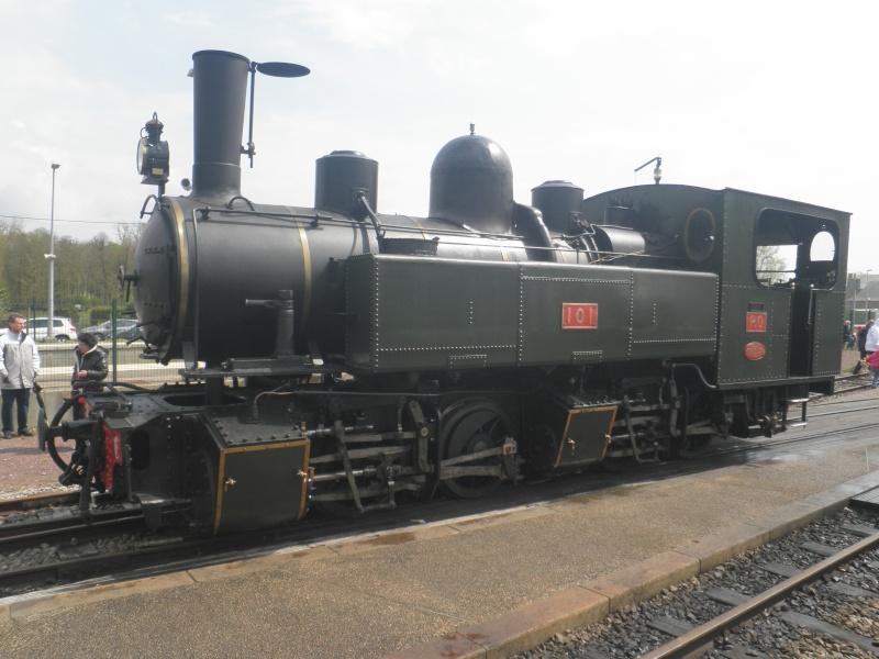 Fête de la vapeur en baie de Somme les 26-27-28 Avril P4270815