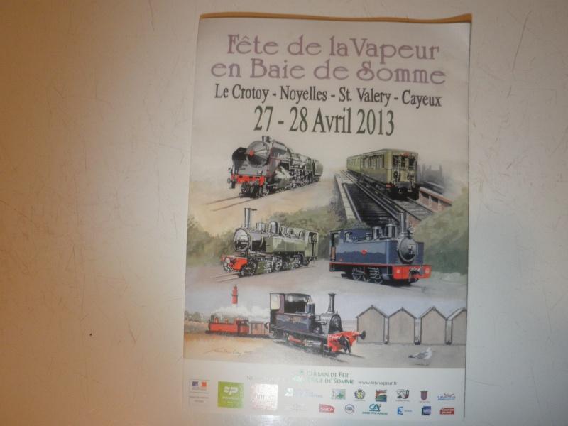 Fête de la vapeur en baie de Somme les 26-27-28 Avril P4300010