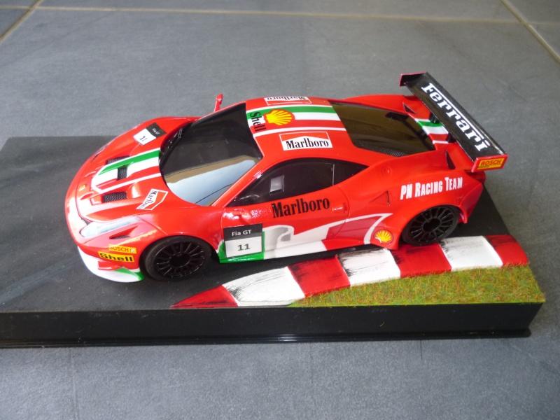 Encore une Ferrari F458 P1000316