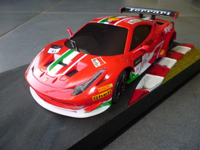 Encore une Ferrari F458 P1000317