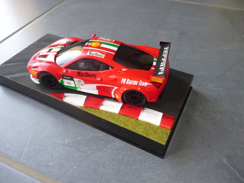 Encore une Ferrari F458 P1000318