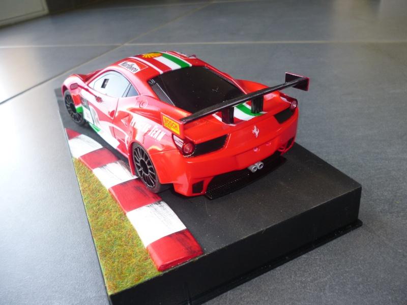 Encore une Ferrari F458 P1000319