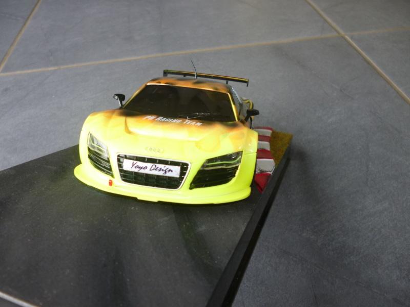 Audi R8 d'un autre style P1000410