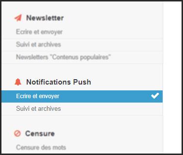 Notifications Push personnalisées : un nouveau moyen pour mobiliser votre communauté 03-10-10