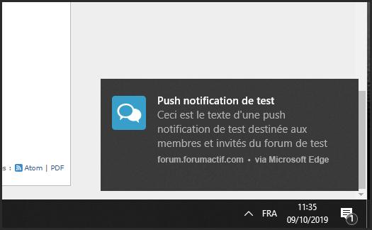 Notifications Push personnalisées : un nouveau moyen pour mobiliser votre communauté 12310