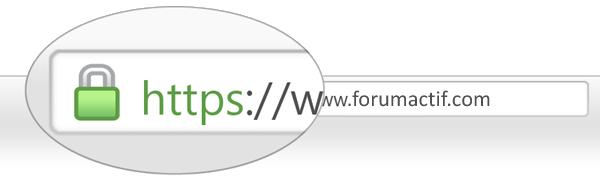 Le certificat SSL désormais GRATUIT pour tous les forums Forumactif Https110