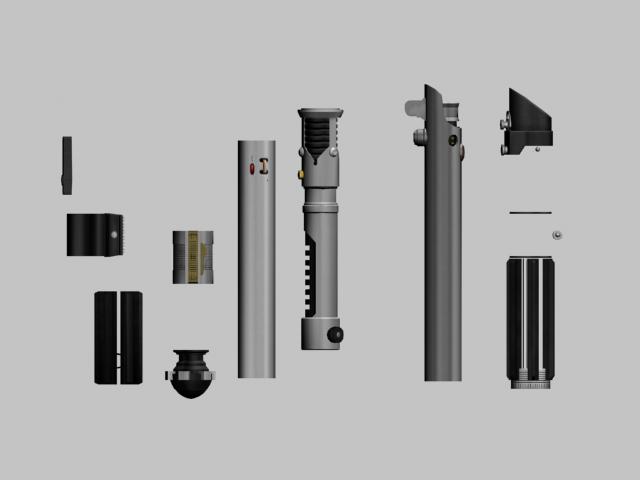 Introduction de l'établie de construction de Sabre Laser Etabli10